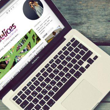 Layout Programacao Blog Design Grafico Balneario Camboriu