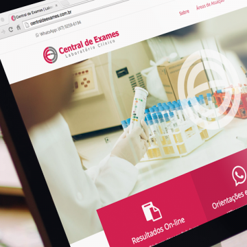 Design Gráfico, Web site, Balneário Camboriú